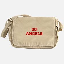 ANGELS-Fre red Messenger Bag