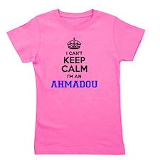 Funny Ahmad Girl's Tee