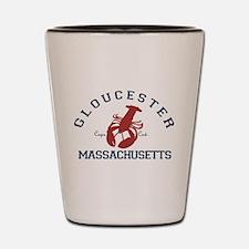 Gloucester - Cape Cod. Shot Glass