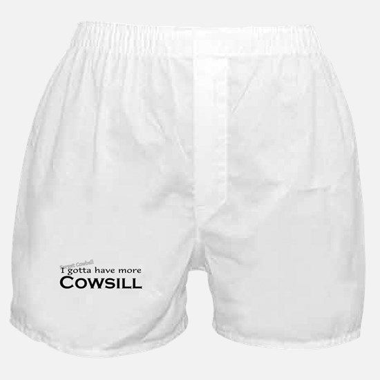 More Cowsill Boxer Shorts