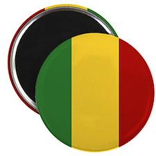 """Mali Flag"" Magnet"