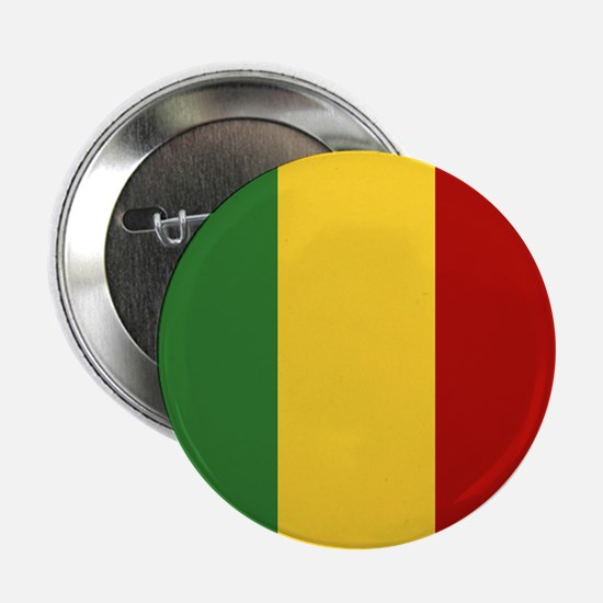 """Mali Flag"" Button"