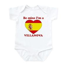Villanova, Valentine's Day Infant Bodysuit