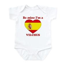Vilches, Valentine's Day Infant Bodysuit