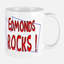 Edmonds Rocks ! Mug