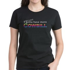 More Cowsill Rainbow Tee