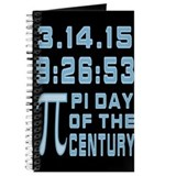 Pi day 2015 Journals & Spiral Notebooks