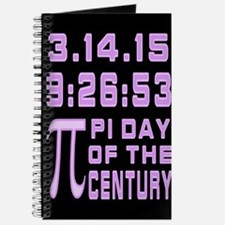 Pi Day 2015 Journal