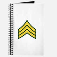 "Army E5 ""Class A's"" Journal"
