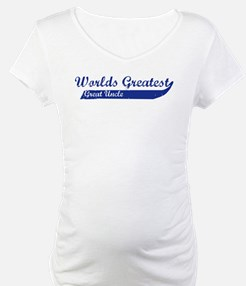 Greatest Great Uncle (blue) Shirt