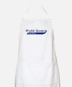 Greatest Great Uncle (blue) BBQ Apron