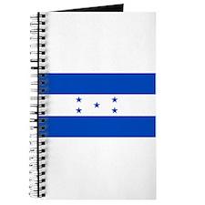 Honduras Flag Journal
