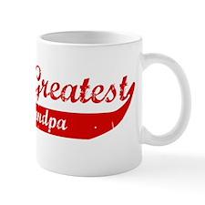 Greatest Great Grandpa (red) Coffee Mug