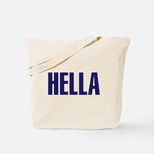 Hella Tote Bag