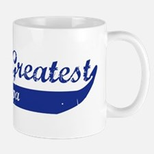 Greatest Great Grandpa (blue) Mug