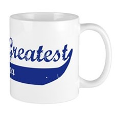 Greatest Great Grandpa (blue) Small Mug