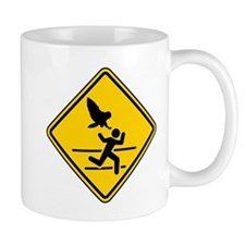 Oregon Owl Attack Warning Mug