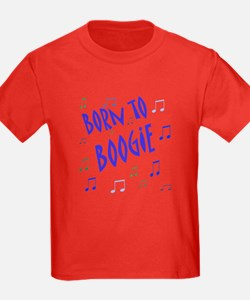 """Born To Boogie"" Boy T"