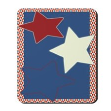 America The Beautiful Mousepad