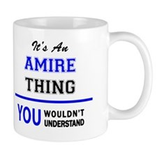 Unique Amir Mug