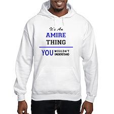 Unique Amir Hoodie