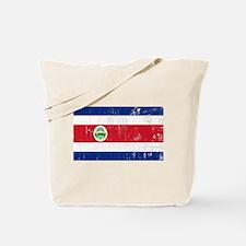 Vintage Costa Rica Tote Bag