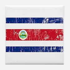 Vintage Costa Rica Tile Coaster