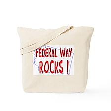 Federal Way Rocks ! Tote Bag