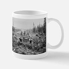 Alaska jeep - Mug