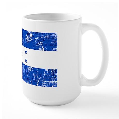 Vintage Honduras Large Mug