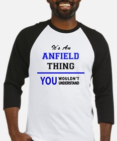 Unique Anfield Baseball Jersey