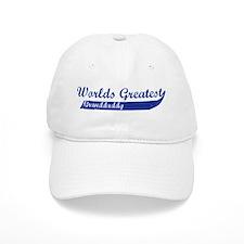Greatest Granddaddy (blue) Baseball Cap