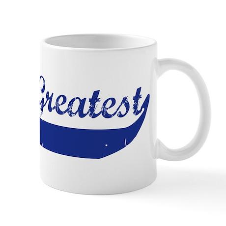 Greatest Grammie (blue) Mug