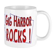 Gig Harbor Rocks ! Mug