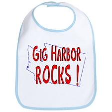 Gig Harbor Rocks ! Bib