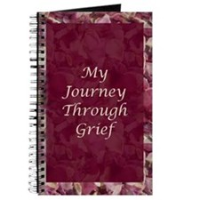 My Journey Through Grief Journal