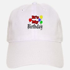 Its My Birthday Cap