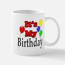 Its My Birthday Mug