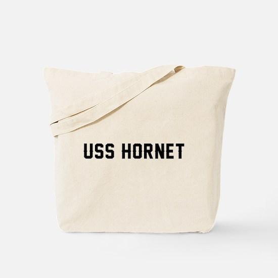 USS Hornet Tote Bag