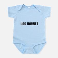 USS Hornet Infant Bodysuit