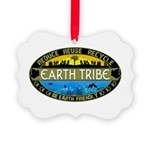 Earth Tribe Picture Ornament