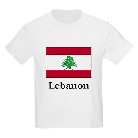 Lebanon Kids Light T-Shirt