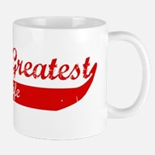 Greatest Ex-Wife (red) Mug