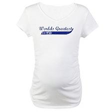 Greatest Ex-Wife (blue) Shirt