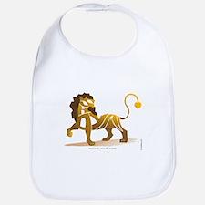 Shayan Lion 1 Bib