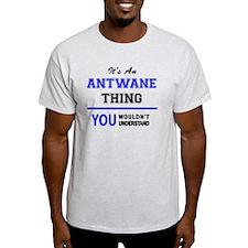 Unique Antwan T-Shirt