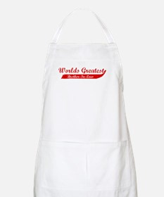 Greatest Brother-In-Law (red) BBQ Apron