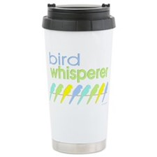 Cute Aviary Travel Mug