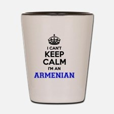 Unique Armenia Shot Glass