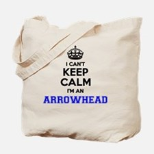 Funny Arrowhead Tote Bag